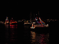 The Annual Newport Beach Christmas Boat Parade