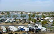 RV's From All Over The United States and Canada Visit
