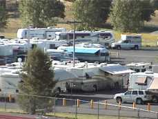 RV's at Life on Wheels Conference